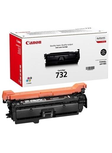 Canon Canon 732Bk Toner Renkli